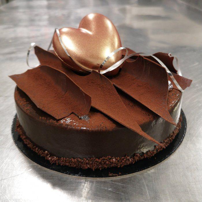 Fennikel med sjokoladehjerte